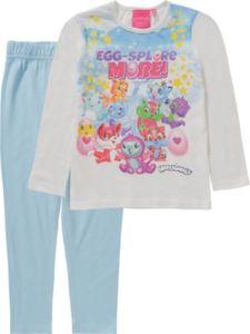 Hatchimals Schlafanzug Gr. 110 Mädchen Kleinkinder