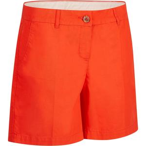 Golf Bermuda Shorts 500 Damen rot