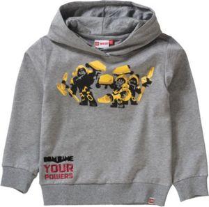 Kapuzen Sweatshirt NEXO KNIGHTS Gr. 116 Jungen Kinder