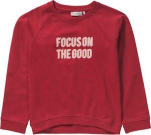 Sweatshirt NKFVENUS , organic cotton Gr. 158/164 Mädchen Kinder
