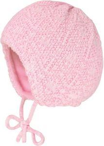 Baby Mütze zum Binden Gr. 41 Mädchen Baby