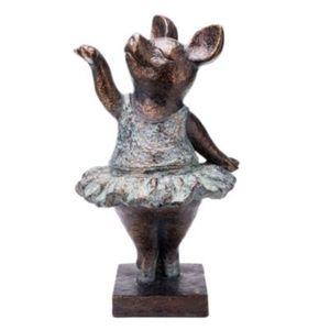 Deko-Figur Schweinchen Elsa