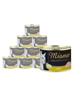 Miamor feine Filets, Nassfutter, 12 x 156g
