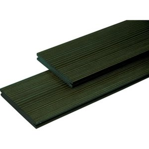 Wood Stone Deck scharriert Bicolor Grün 19 x 145 x 3000 mm