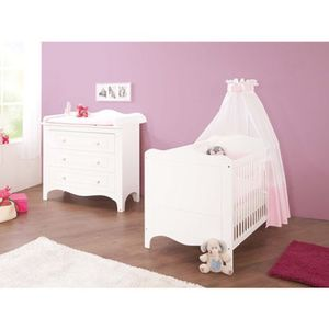 Pinolino   2-tlg. Babyzimmer Fleur
