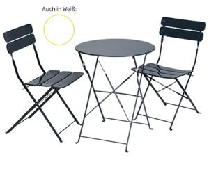 GARDENLINE®  Balkon- und Bistro-Set