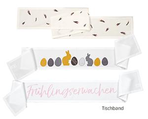 """tukan Tischwäsche """"Ostern"""""""