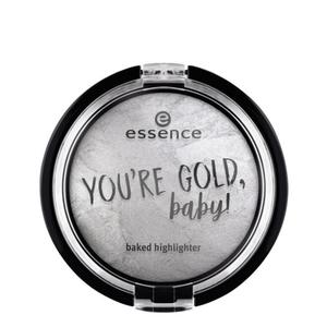 essence essence you´re gold, baby! baked highlighter 02