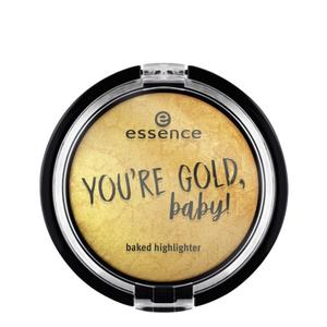 essence you´re gold, baby! baked highlighter 01