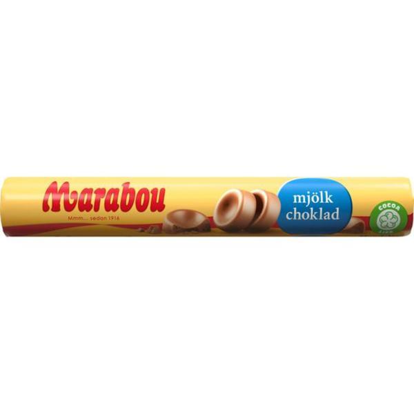 Marabou mjölk choklad Rolle 2.01 EUR/100 g