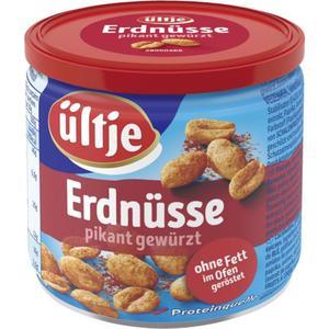 ültje Erdnüsse pikant gewürzt 1.21 EUR/100 g