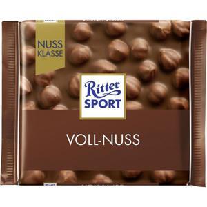 Ritter Sport Voll-Nuss Tafelschokolade