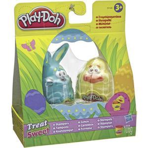 Play-Doh 2er Set Osterei-Knetstempel 4.71 EUR/100 g