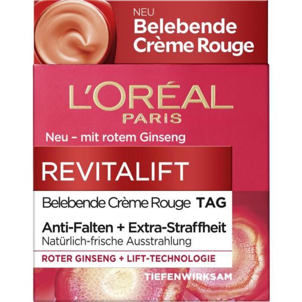 L'Oréal Paris Revitalift Belebende Crème Rouge TAG 19.90 EUR/100 ml