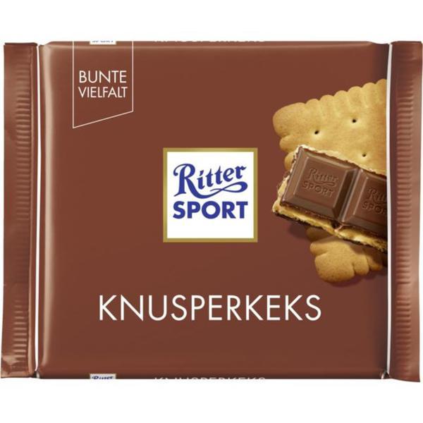 Ritter Sport Knusperkeks Tafelschokolade