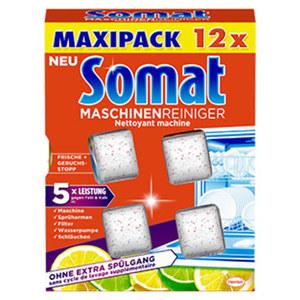Somat Maschinenreiniger Maxipack 12er Tabs, jede Packung
