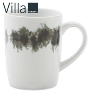 Kaffeebecher - Porzellan, je 6er-Pack
