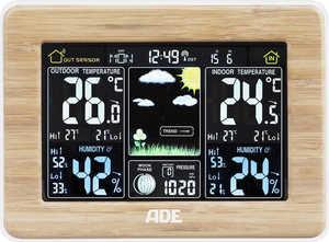 ADE  Wetterstation »WS 1703«