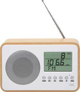 ADE  Uhrenradio »BR1705«