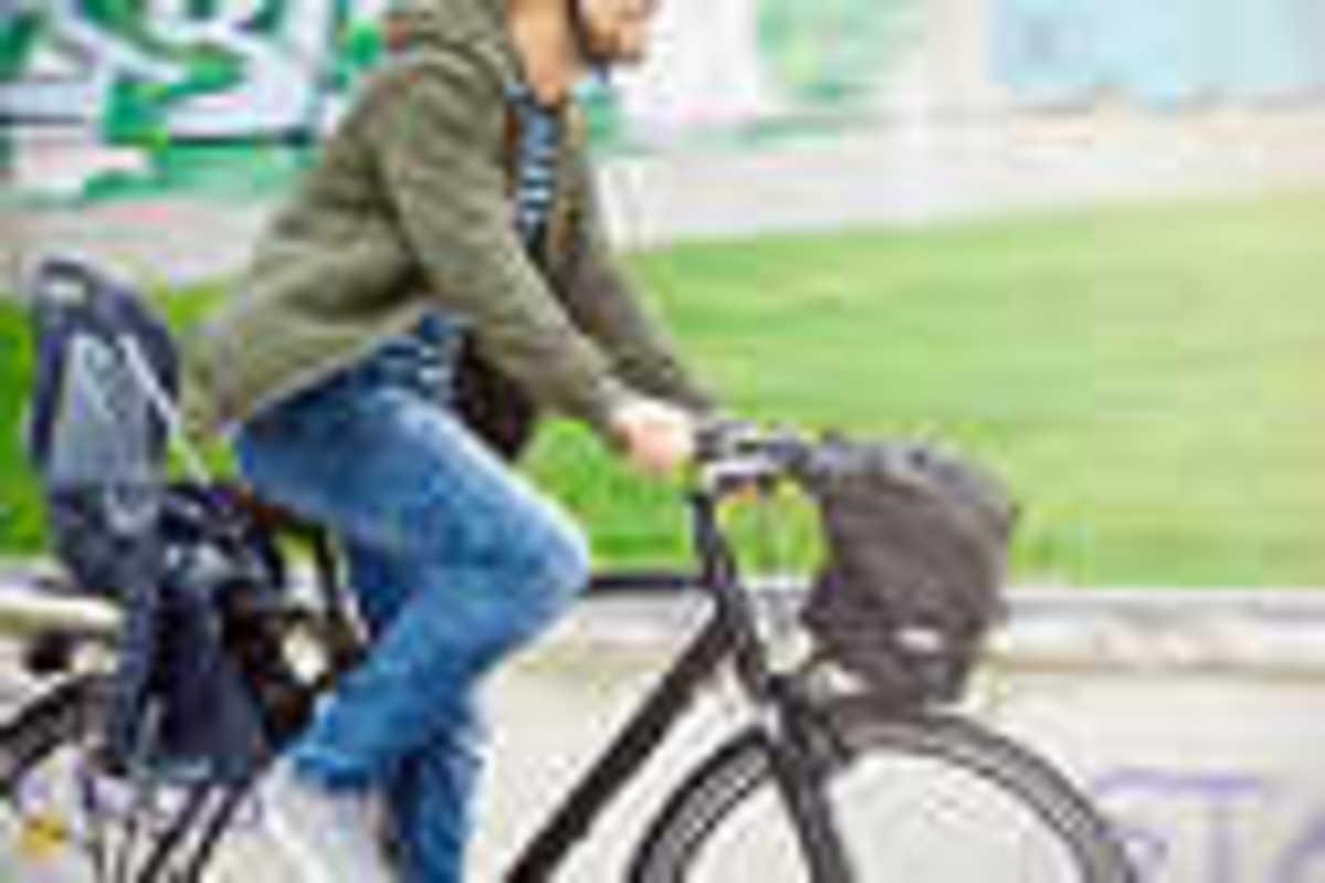 Bild 5 von NEWLETICS®  Kinder-Fahrradsitz