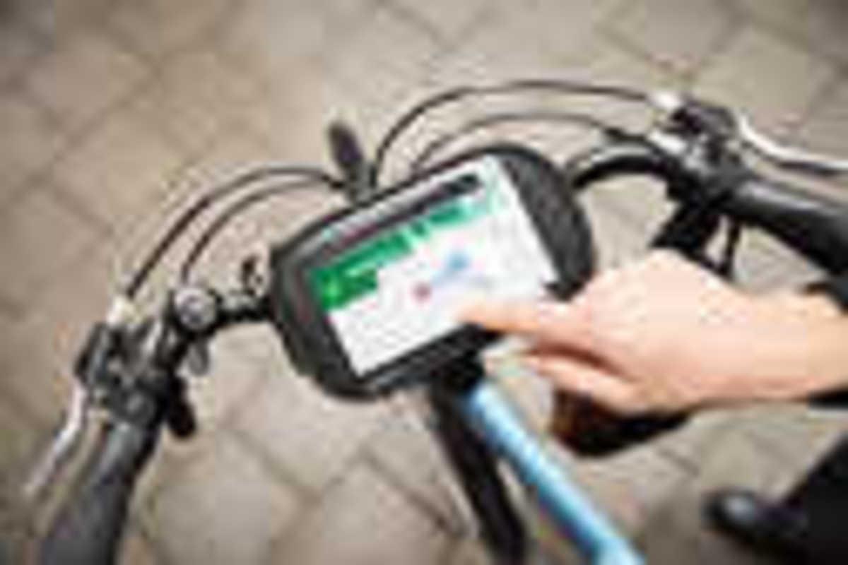 Bild 2 von NEWLETICS®  Fahrrad-Smartphone-Tasche
