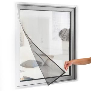 Hecht Magnet Insektenschutzfenster EASY 100x120 cm weiß