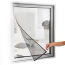 Bild 1 von Hecht Magnet Insektenschutzfenster EASY 100x120 cm weiß