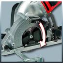 Bild 3 von Einhell Mini-Handkreissäge TC-CS 860/1 Kit