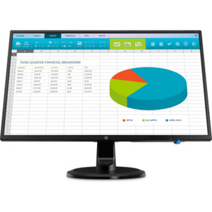 HP N246V 60,5cm (23.8´´) FullHD Monitor 16:9 FHD VGA/DVI/HDMI 5ms 10Mio: 1 LED