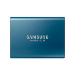 Samsung Portable SSD T5 500GB USB3.1 Gen2 Typ-C blau