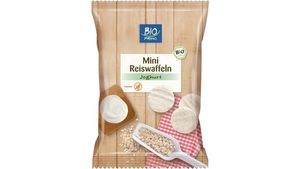 BIO PRIMO Mini-Reiswaffeln Joghurt