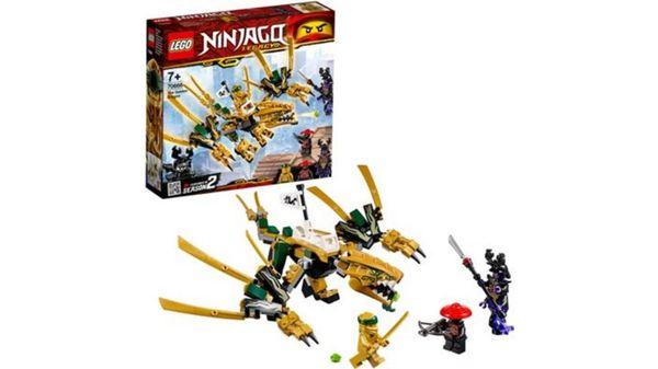LEGO Ninjago - 70666 Goldener Drache