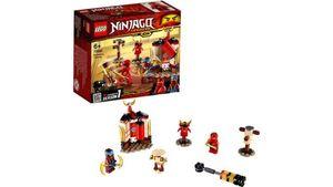 LEGO Ninjago - 70680 Ninja Tempeltraining