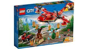 LEGO City - 60217 Löschflugzeug der Feuerwehr