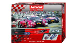 Carrera DIGITAL 143 - DTM Flash By
