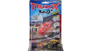 Dickie - Trixx 360 - Double Ramp, sortiert