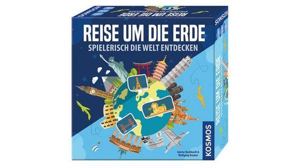 KOSMOS - Reise um die Erde, Spielerisch die Welt entdecken