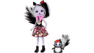 Mattel - Enchantimals Sage Skunk und Caper