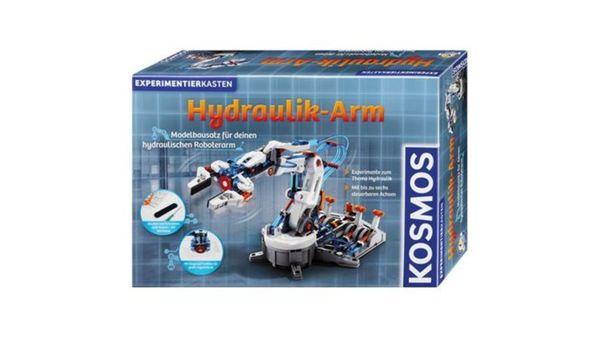 KOSMOS - Experimentierkästen - Hydraulik-Arm