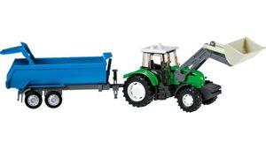 "Müller - Toy Place - Truck-Collection MAN ""Traktor + Hänger"", DIE CAST METAL, sortiert"