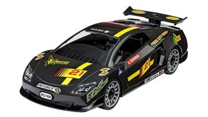 Revell 00809 - Junior Kit - Racing Car, schwarz