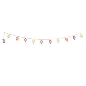 """LED-Lichterkette """"Ballon"""" - Multicolor 10 LED´s"""