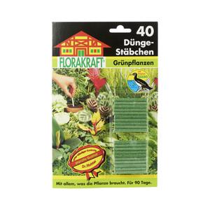 Florakraft Düngestäbchen für Grünpflanzen