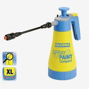 "GLORIA -              Gloria Feinsprüher ""Spray & Paint"" 1,25 l"