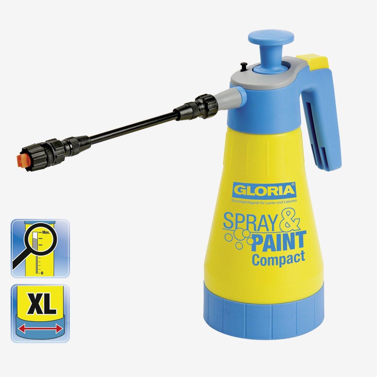 """Bild 1 von GLORIA -              Gloria Feinsprüher """"Spray & Paint"""" 1,25 l"""