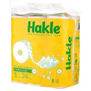 Hakle Toilettenpapier Kamille 24x150 Blatt