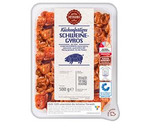 MEINE METZGEREI Schweine-Gyros*