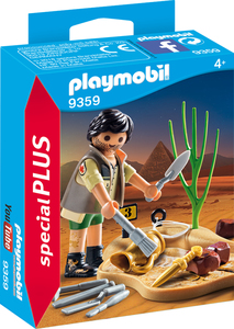 Playmobil 9359 Archäologische Ausgrabung