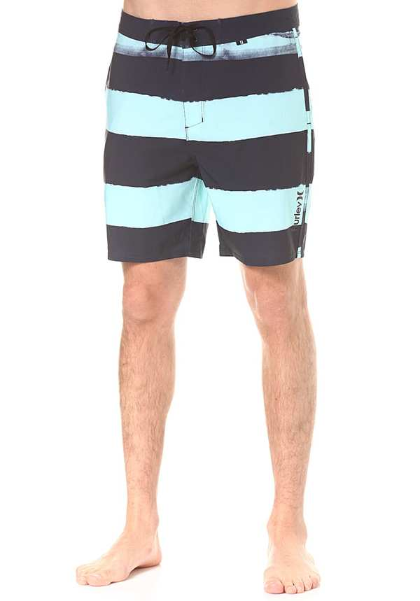 Hurley Phantom Beachside Brother - Boardshorts für Herren - Schwarz