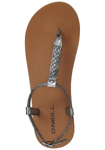 2ca4c288b31dd4 Planet Sports · O´Neill Braided Ditsy Plus - Sandalen für Damen - Schwarz